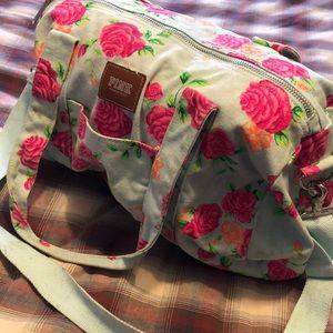 PINK Victoria's Secret Duffel Bag